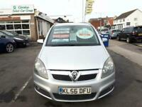 2006 Vauxhall Zafira 1.9 CDTi Diesel Design 7 Seater From £2,395 + Retail Packag