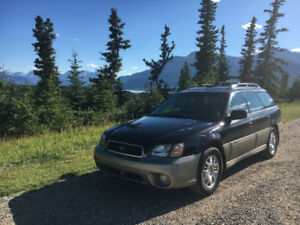 2004 Subaru Outback Limited Edition