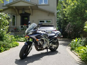 Motorcycle for trade!