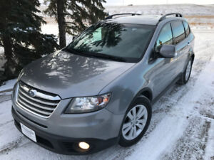 2008 Subaru Tribeca Limited 7 Passenger DVD Heated Leather
