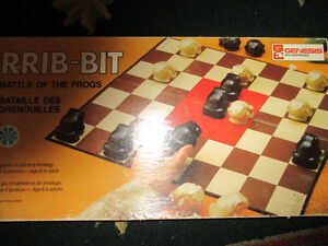 RRIB-BIT board game  complete