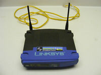 Router sans fil Linksys 2.4Ghz