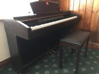 Yamaha Calvinova electric piano