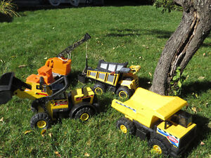 CAMIONS TONKA ET FISHER-PRICE