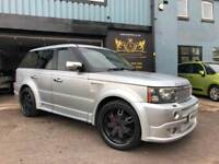 Land Rover Range Rover Sport 2.7TD V6 auto HSE 2012 WIDE ARCH PRESTIGE S EDITION