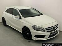 2013 Mercedes-Benz A-CLASS 1.5 A180 CDI BLUEEFFICIENCY AMG SPORT 5d 109 BHP Dies