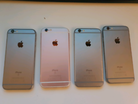 Apple iPhone 6s 16gb UNLOCKED TO ALL NETWORK!