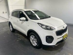 2017 Kia Sportage QL MY17 SI (AWD) White 6 Speed Automatic Wagon Beresfield Newcastle Area Preview