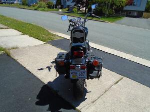 1986 Honda Shadow Low Rider St. John's Newfoundland image 5