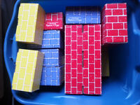 Melissa & Doug Jumbo Blocks