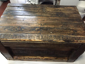 Coffee tables & end tables out of pallet wood Stratford Kitchener Area image 8