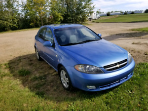 2006 Chevy Optra5 (Sold pending pickup)
