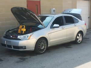 2009 ford focus leather parts for sale