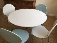 Marks and Spencer's Round Dining Table with 4 Chairs