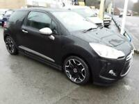 2011 Citroen DS3 1.6 e-HDi 110 Airdream DSport Plus 3dr HATCHBACK Diesel Manual