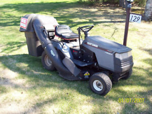 Craftsman 12.5HP lawn tractor for sale