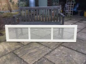 Radiator cover / grill