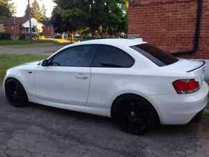 2009 BMW 1-Series Coupe (2 door)