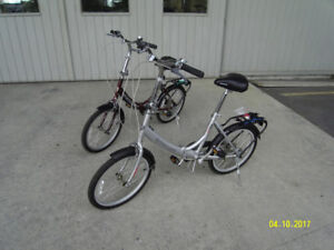 Bicyclettes  piable