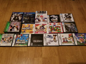 Games For Sale For 20$ Each