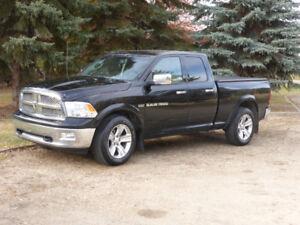 2012 Dodge Ram Laramie