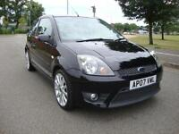 Ford Fiesta 2.0 ST 3-Dr, 2007, ONLY 59k FFSH, EXCELLENT THROUGHOUT IN BLACK!