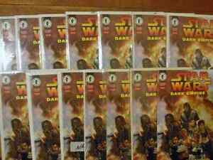 BEST BUY ANYWHERE!! over 200 collector comics,variants,$400!