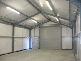 WANTED: Unit/Workshop/Space to build a Motorhome in County Antrim