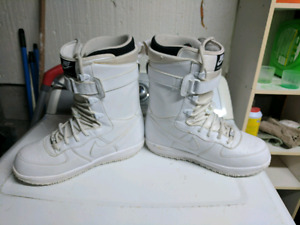 Limited edition, Nike Zoom Force 1 snowboard boots 100 obo