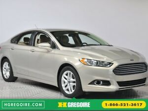 2016 Ford Fusion SE Cuir-Chauffant Bluetooth Sync CAMERA