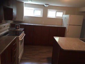 Basement Apartment for rent – $1200 / month + 1/3 of Utilities