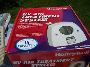 UV Air Treatment System by HONEYWELL,