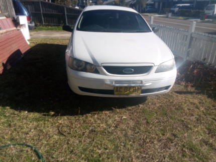 Ford falcon ba ute Campbelltown Campbelltown Area Preview