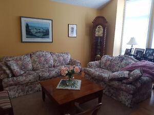 Formal Couch Set - Rarely used