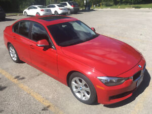2012 BMW 3-Series 320i Sedan Great Condition + Extended Warranty