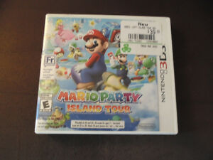 3DS Mario Party Island Tour