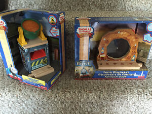 New! Thomas and friends  wooden railway sets Kitchener / Waterloo Kitchener Area image 1