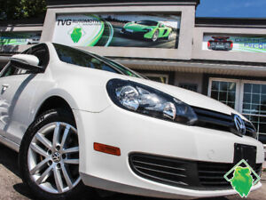 '11 VW Golf 2.5L Comfortline+Keyless+A/C+CLEAROUT! $79/Pmts!!