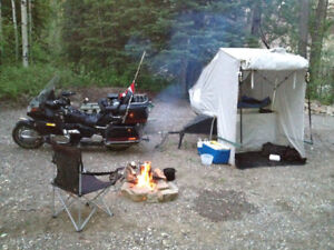 MC tent trailer