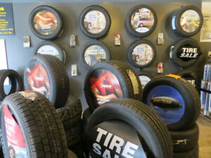 SPRING TIRE SALE EVENT ON NEW ALL SEASON TIRES IN SETS OF 4
