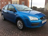 Ford Focus 1.8 TDCI 115 SIV LX (blue) 2006