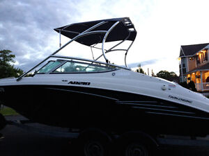 Selling Yamaha AR210 Jet Boat & Trailer in EXCELLENT condition!!