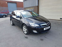 2011 11 VAUXHALL ASTRA ESTATE 2.0CDTi ( 160ps ) SRI 75,000 MILES WARRANTED