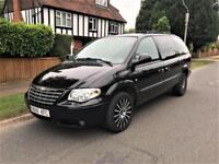 2006 Chrysler Grand Voyager 2.8CRD Auto Limited XS RHD NOT LHD SPANISH REG