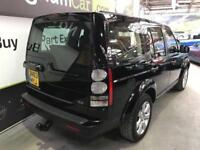 2013 63 LAND ROVER DISCOVERY 3.0 SDV6 XS 5D AUTO 255 BHP DIESEL