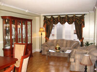 Clean/cozy 3 bedroom and 3.5 washroom townhouse in central Ajax