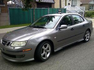 Saab 9-3, 2004, Turbo, Faut voir!