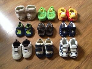 Shoes & Slippers, NEW and LIKE-NEW condition! Mostly 0-3m/0-6m