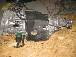 09 12 SUBARU LEGACY OUTBACK FORESTER 2.5L 4WD AUTO TRANSMISSION