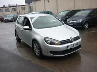 2010 Volkswagen Golf 2.0TDI CR ( 110ps ) SE Finance Available